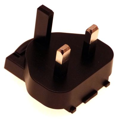 Andis UK 3-pin adaptor for clipper transformer