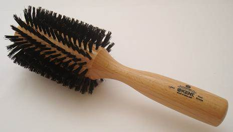 Kent LBR3 Bristle Radial hairbrush