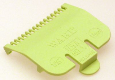 Wahl clipper attachment comb, size 1/2