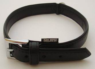 Art Leather Collars, Black