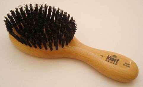 Kent OG1 Oval Club brush