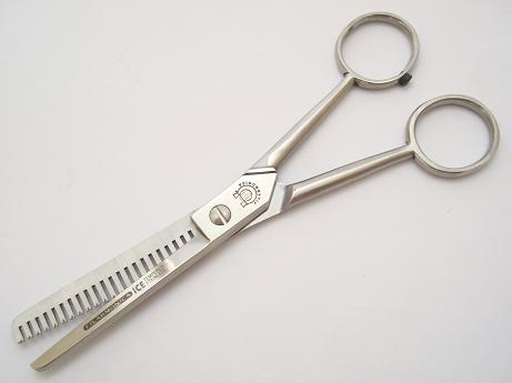 dog thinning scissors