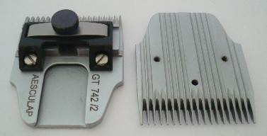 Aesculap 2mm-long teeth GT742