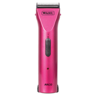Wahl Arco Cordless Dog Grooming Clipper, Pink