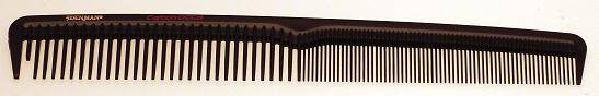 Denman DCC3 Carbon Small Cutting Comb