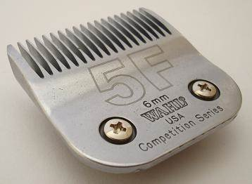 Stinger/Predator 6mm (5F) clipper blade