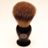 Progress Vulfix 660S shaving brush, black colour