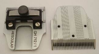 Aesculap 1mm-fine GH712