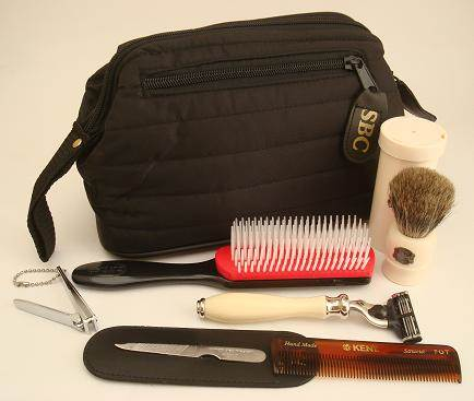 Diamond Edge Gent's shaving kit