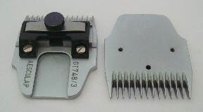 Aesculap 3mm-coarse GT748