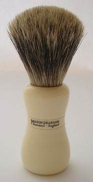 Mason Pearson SS Super badger shaving brush