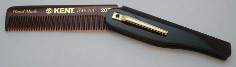A20T Folding Pocket comb