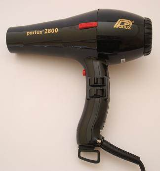 Parlux Superturbo 2800 hairdryer, black