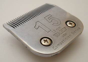 Wahl Competition No 15 clipper blade