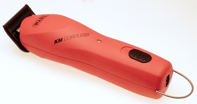 Wahl KM Cordless Dog Grooming clipper