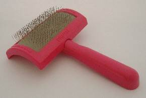 Universal Premium Standard slicker brush
