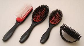 Denman Hairdressing Brushes
