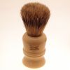 Progress Vulfix 404 shaving brush, dripstand and small wood bowl