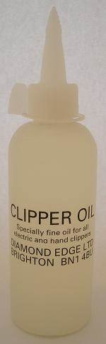 Diamond Edge clipper oil - 125ml