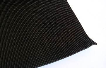 Ribbed rubber matting - Non Slip