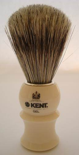 Kent VS10 Gel shaving brush