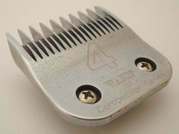 Wahl Competition No 4 clipper blade