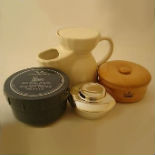 shaving mugs and bowls