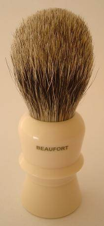 Simpsons Beaufort shaving brush