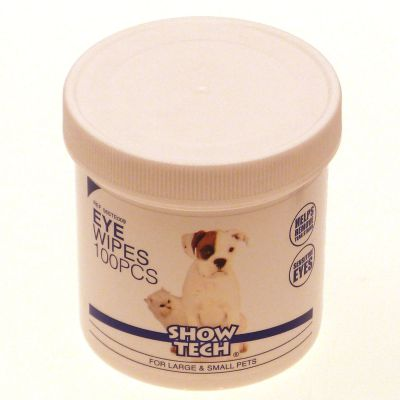 Show Tech Eye wipes (100)