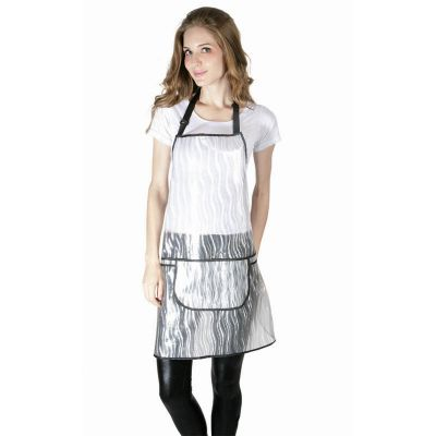 Jelly Apron, wave pattern