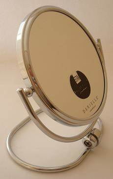 Double-Sided Shaving mirror