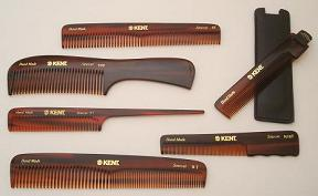 Kent Hairdressing Combs