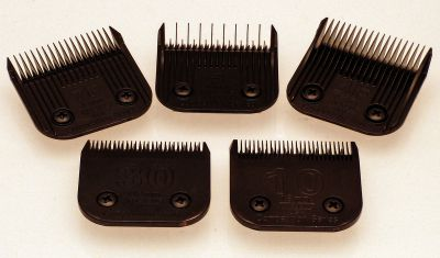 Wahl Ultimate clipper blades and attachment combs