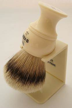 Kent VSB6 shaving brush dripstand
