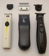 Cordless Hairdressing Clippers & Trimmers