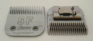 Oster No 5F clipper blade