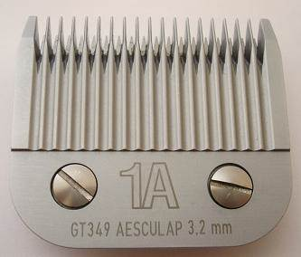 Aesculap SnapOn blade 3.2mm (1A)
