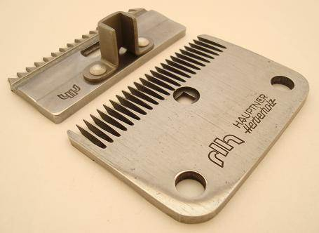 Hauptner Horse clipper blade set 86832/86833 Coarse