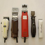 hairdressing clippers