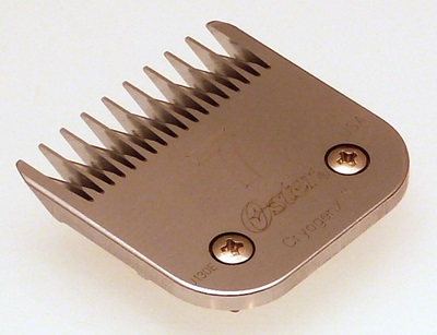 Oster No 7 clipper blade