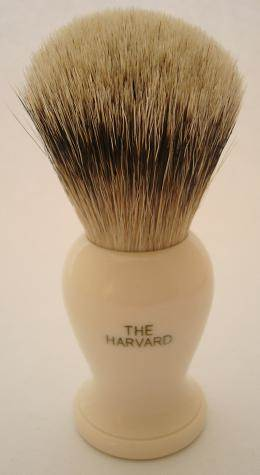 Simpsons Harvard shaving brush