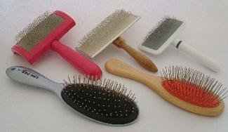 Slicker & Pin Dog Brushes
