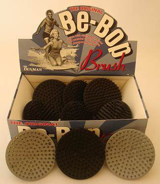 Denman D6 Shampoo & massage brush, box of 12