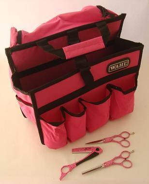 Ama Silhouette Pink Stars set with tool bag