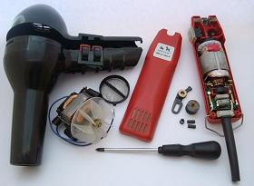 Clipper & Hair Dryer Servicing