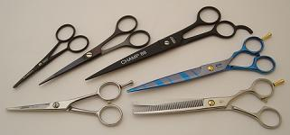 Timor & Champ Scissors