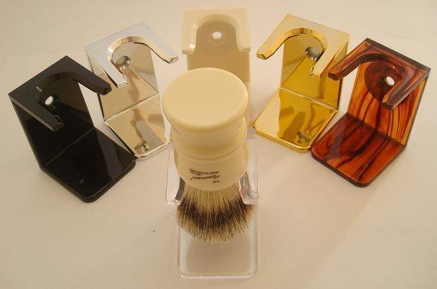 Progress Vulfix shaving brush dripstand
