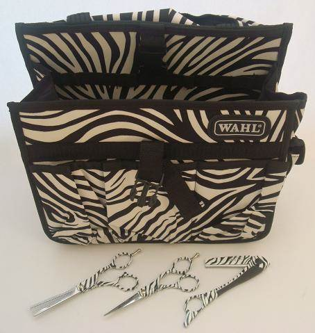 Ama Silhouette Zebra set with tool bag