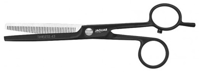 Jaguar Timeless Black Thinning Scissors
